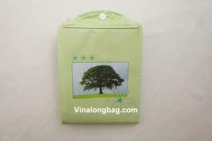 Non wovne laminated foldable bag 6