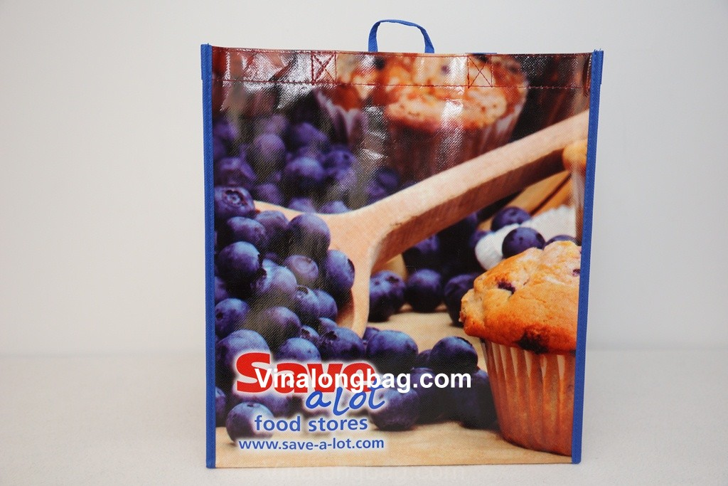 PP non woven bag with hook