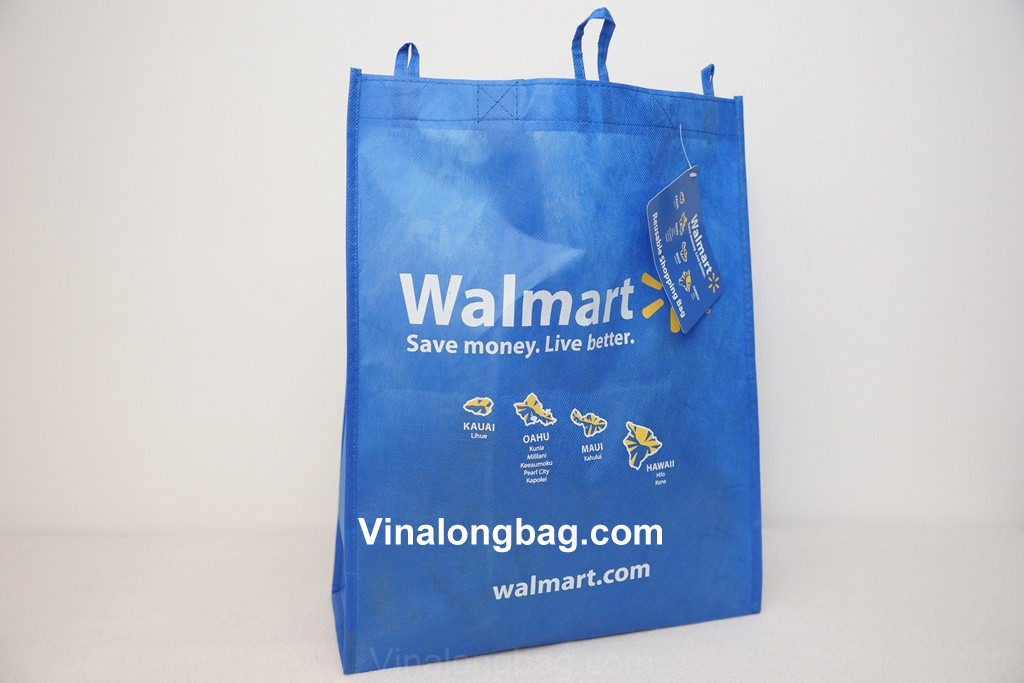 Walmart Rpet shopping bag