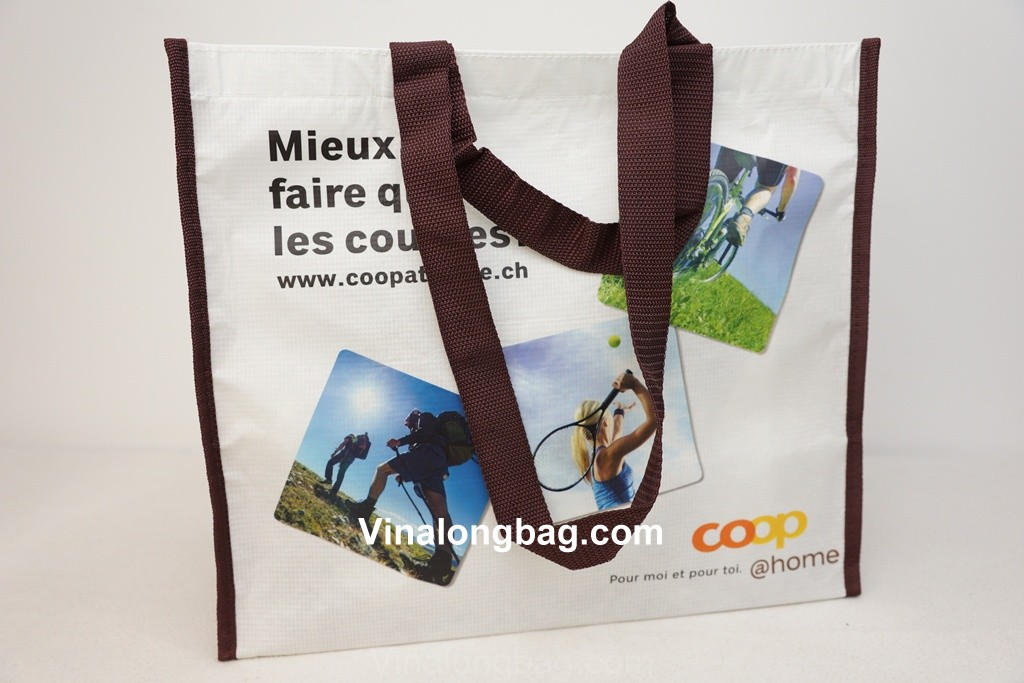 Rpet shopping bag (80%)