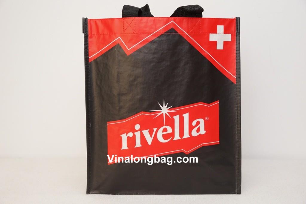 Rpet shopping bag (80%)